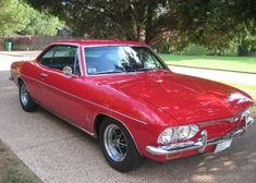 1966 Chevrolet Corvair not a death trap at all, and one of the best designs of the 1960's!