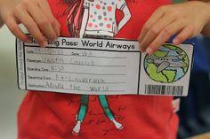 Holidays christmas around the world unit and mini books education to