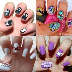 Hollister nails