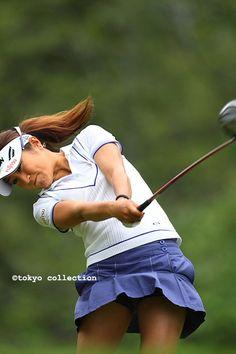 女子ゴルフ・セクシーショット・脚プラスアルファ の画像 東京コレクションのphotoブログ