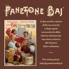 Pubblicità Panettone Baj 2016 Milanesa