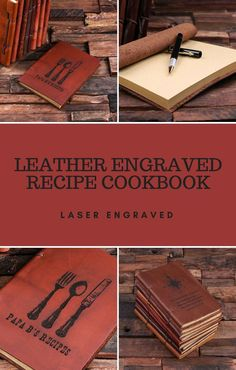 One of my hobbies is collecting family recipes and this recipe book will be a great addition to my collection.#christmasgifts #giftsformen #perrsonalized#Monogrammedrecipebook #LeatherEngravedRecipebook#Cookbook #Notebook#christmas#giftsforher#etsy#oybpinners#ad