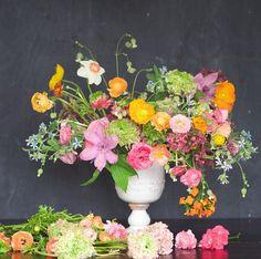 Kiana Underwood Floral Designs 2015 | tulipina.com #tulipina