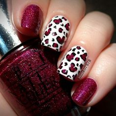 45 Stylish Leopard Prints Nail Art to Stand in Vogue - Latest Fashion Trends