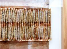 Valeria Burgoa tea bag art