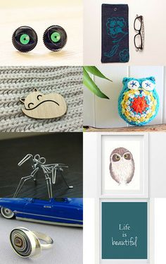 Eye see...  by Alison Koh on Etsy--Pinned with TreasuryPin.com
