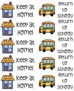 Take Home Folders: Part 1