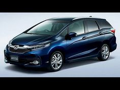 2016 Honda Jazz Shuttle MPV