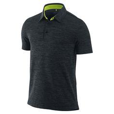 Nike Store. Nike Dri-FIT Engineered Stripe Men's Golf Polo