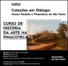 WEB TV VISUAL-ARTV: VISUAL ARTV  - CURSO DE HISTÓRIA DA ARTE NA PINACO...