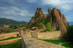 La-forteresse-de-Belogradchik-en-Bulgarie-3 La forteresse de Belogradchik en Bulgarie