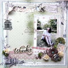 Wonder - Scrapbook.com