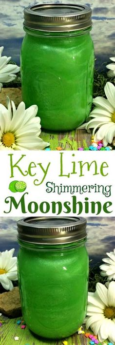 Key Lime Shimmering Moonshine – My Incredible Recipes