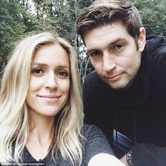 Kristin Cavallari revealed to 'American Baby' magazine that couples therapy has helped her marriage to Jay Cutler. Kristin Cavallari Jay Cutler, Kristin Cavallari Hair, Baby Family Pictures, Baby Photos, Celebrity Couples, Celebrity Style, Fashion Couple, Women's Fashion, Three Kids