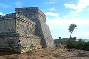 Una mirada a las ruinas mayas...