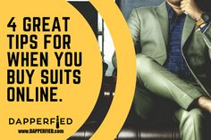 A few tips from Dapperfied to keep in mind when you buy suits online. Buy Suits Online, Glenn Ligon, Mark Bradford, Kara Walker, Political Posters, Cobbler Recipe, Poster Poster, Best Mens Fashion, Instagram Story Template