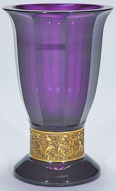 Antique Moser Glass Vase | 57-01.jpg