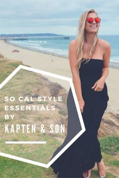 I like to think of West Coast style as feminine, loose andbeachy, polished but casual, and ultimately laid back. There's a huge mix of style influence that varies mile by mile. But one thing that all styles have in common–accessories are king. Here are some of my favorite SoCal travelstyle tips and items!