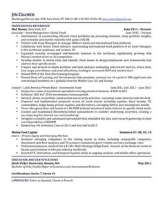 resume examples software engineer 1 resume examples sample