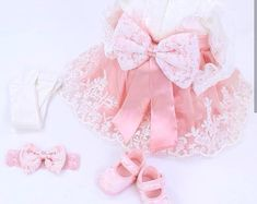 This pink lace christening dress set is perfect for your baby baptism or as an after christening party and any special occasion days. We designed these baptism gowns girl for you and your princesses. Baby Christening Dress, Baptism Gown, Baby Gown, Christening Invitations, Baby Baptism, Newborn Baby Girl Dresses, Baptism Ideas, Easter Outfit For Girls, Girls Easter Dresses