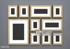 Stock Photo : Frames composition 3