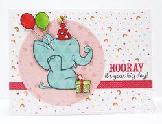 Ling's Design Studio: SugarPea Designs Sweet Peek Day 1 | hooray it's your big day