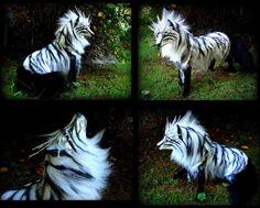 -SOLD-Posable Siberian Arctic Wolf! by Wood-Splitter-Lee on deviantART