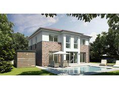 Verona - #Einfamilienhaus von HELMA Eigenheimbau AG | HausXXL #Stadthaus #klassisch #Walmdach