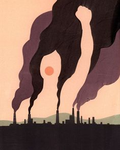 Concepción artística de la mano de Alex Nabaum, a favor del activismo ambiental.