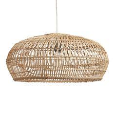 Bamboo Open Weave Orb Pendant Shade | World Market Rattan Pendant Light, Pendant Chandelier, Swag Pendant Light, Nursery Chandelier, Rattan Light Fixture, Pendant Lighting Bedroom, Chandelier Ideas, Black Chandelier, Chandeliers