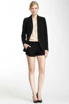 French Connection Gigliola Lace Short by Non Specific on @HauteLook