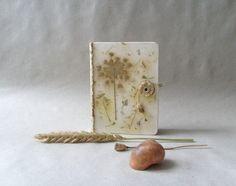 Handmade journal handmade paper