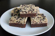 Chocolate Chip Cookie Brownie Recipe