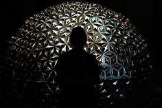 Lotus Dome, Studio Roosegaarde - bewri