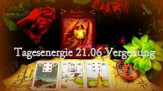 Feuerfee-Tagesenergie 21.06 Vergebung