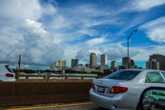 Traffic Jam Photography, I-10, New Orleans, September 2, 2014. Copyright 2014 by Louis Maistros.