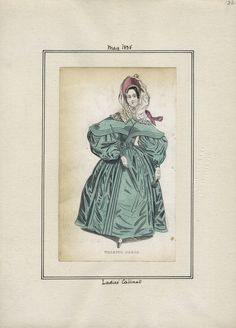 Ladies' Cabinet v. 16, plate 132 May, 1835
