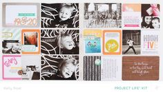 Project Life Weeks 19 & 20 *Project Life Kit Only* by Kelly Noel at @Studio_Calico