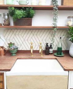 Fresh Kitchen Backsplash Ideas in 2018 Kitchen backsplash ideas farmhouse white cabinets diy, cheap, subway tile, back splashes