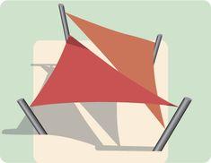 Backyard Shade, Outdoor Shade, Canopy Outdoor, Backyard Patio, Patio Shade, Triangle Shade Sail, Sun Sail Shade, Shade Sails, Carport Shade