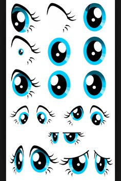 MLP 00 Eyes