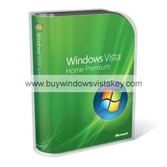Windows Vista Home Premium 64 Bit Product Key
