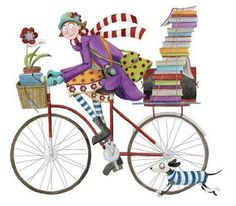 Reading and cycling