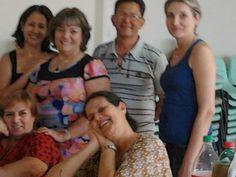 PÉ NO CHÃO - POSTO DE ASSISTÊNCIA ESPÍRITA CRISTÃ: Reunião Mensal