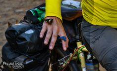 Somos Brian y Magalí, dos soñadores enamorados de las bicicletas, dispuestos a recorrer el mundo a puro golpe de pedal. Touring Bike Travel Biking Argentina Butterfly Dreaming Pedaleando Sueños