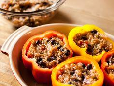 Veganske punjene paprike - Zdravije... eko, makro, vege, organic