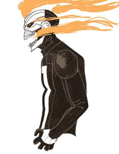 the all-new ghost rider: robbie reyes by Kris Anka