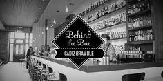 Behind the Bar: Cadiz Bramble | Garden and Gun