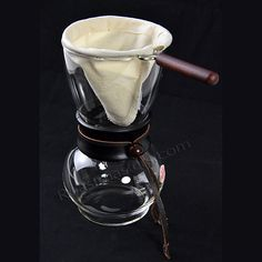 Hario Woodneck Coffee Dripper | Roastmasters.com