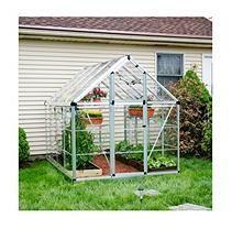 Snap & Grow Greenhouse - 6' x 8'